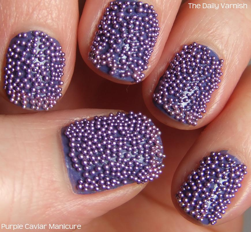 Critters on Your Fingertips: Fuzzy Nails vs. Hairy Nails - Cameo ...